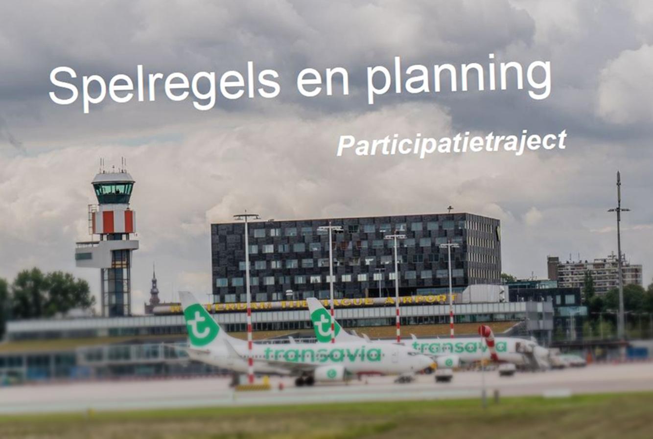 Luchthavenbesluit Spelregels en planning
