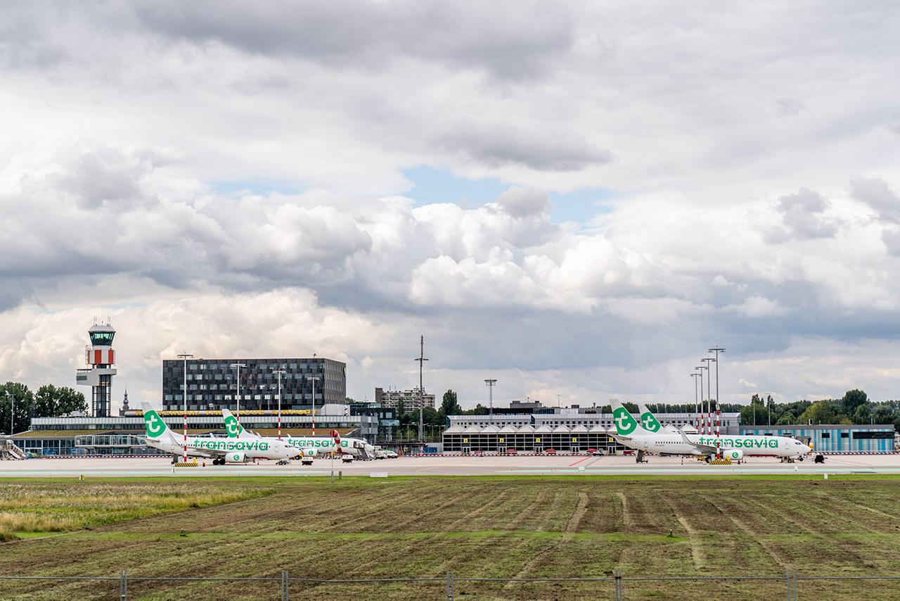 Rotterdam The Hague Airport Participatieproject Luchthavenbesluit