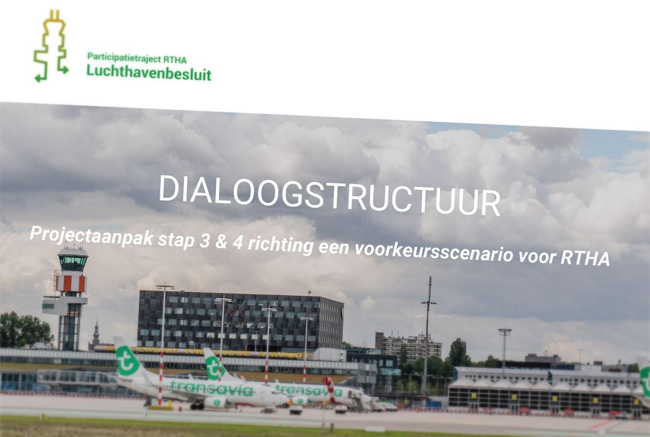Projectaanpak Dialoogstructuur stap 3 & 4 LHB RTHA